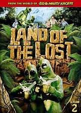 Land of the Lost: Season 2 (DVD, 2009, 2-Disc Set)