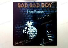 Theo Vaness - Bad Bad Boy GER LP 1987 //1