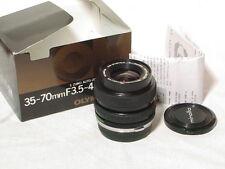 OLYMPUS OM 35-70mm 1:3.5-4.5 ZOOM LENS W/BOX @