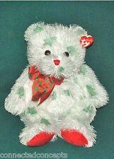 Christmas Ty Punkies - Santa Claws the Teddy Bear Retired New!