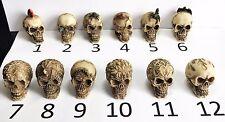 Medium Skull Choice Of Design, Miniatures Skulls 3cm to 4cm
