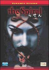 THE SPIRAL - DVD SIGILLATO PAL - GEORGE LIDA - KOICHI SATO