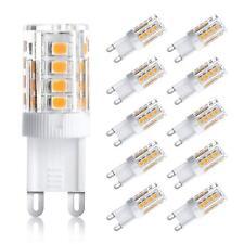 10x G9 Led Birne 5W 33 SMD 2835 führte Energiesparlampen Super Bright AC 220-240