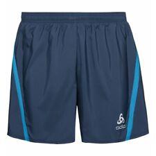 Herren ODLO ELEMENT LIGHT Shorts, Herren Laufhosen, Sporthose kurz, blau