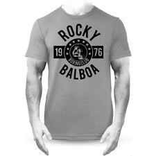 Rocky Balboa Boxing Club Premium Grey T-shirt