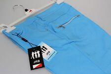 JRB 3/4 Trousers Cut Offs Capri Pants Cosmic Bright Sky Blue 10, 12,14,16,18 New