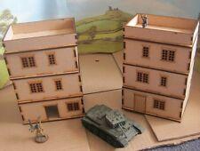 28mm 3 Storia Casa Costruzioni Piatto Tettuccio Modulare Bolt Azione Warhammer
