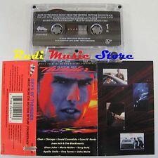 MC DAYS OF THUNDER O.S.T. CHER GUNS N ROSES JOHN WAITE CHICAGO no cd lp dvd vhs