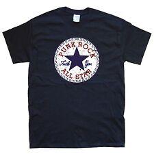 PUNK ROCK ALL STAR new T-SHIRT in 15 Colours sizes S M L XL XXL