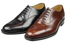 Loake Schuhe 200 rahmengenäht & Holzspanner, Cap Toe! Goodyear Welted, Echtleder