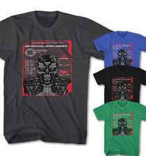* T-shirt Terminator movie film nuovo s-5xl tt8215 *