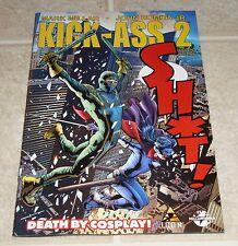 Kick-Ass 2 #5 1:25 Bryan Hitch Variant 1st Print Mark Millar John Romita Jr