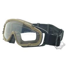 FMA SI-Ballistic Goggle Updated Fan Version Glasses Anti-fog Dust Eyewear Gear