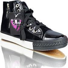 Sneakers High low authentic clásico zapatillas de deporte con cordones zapatos New