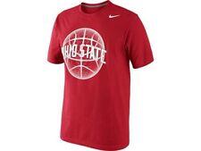 Ohio State Buckeyes t-shirt Nike NWT X-Ray new with tags NCAA Basketball BUCKS