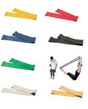MEGA 30 INCH Resistance LOOP Gym FULL BODY Elastic Pilates Yoga Stretch Bands
