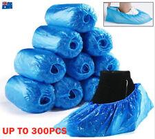 100/300PCS Waterproof Plastic Shoe Covers Rain Outdoor Room Disposable Overshoes