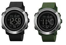 SKMEI Men's LED Digital Wristwatch Waterproof Luxury Sports Casual Watch