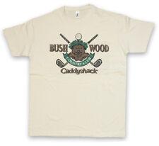 Bushwood Country Club i T-shirt Caddyshack Sign SCUDO LOGO Company società GOLF