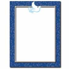 Peace Dove Winter Christmas Religious Letterhead - 25 or 100pk
