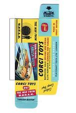200+ Plantillas De Caja Dinky & Corgi en CD-ROM