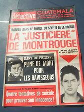 Détective 1976 VARENNES-VAUZELLES BLATON Bernissart