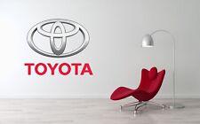Toyota Logo Wall Decal New Sport Car Decor Art Mural Vinyl Sticker