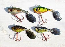 Profi Blinker Spinner Jig 10,13,16,19 Gramm, Fisch-Colors - toll gemacht, Zocker