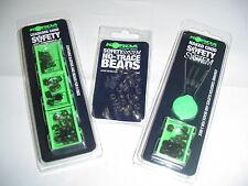 Korda Chod Safety System / Leadcore, Naked, No-Trace Beads / Carp Fishing