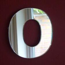 Zeitgenössisch Letter O Spiegel