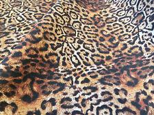 Tessuto Leopardato Acquisti Online Su Ebay