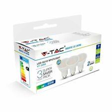 3 Lampadine Led GU10 5W faretto spotlight (conf. 3 pz) V-TAC  VT-2095