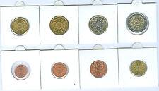 Portogallo 1 Centesimi fino Set monete valuta È possibile scegliere: 2002 2017