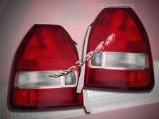 96-00 Honda Civic Tail lights JDM RC 3 Doors 97 98 97