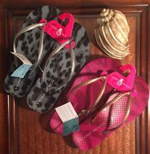 Vionic Beach Sandals Berry Tiger Bronze 5-11 Black Cheetah Silver 5,6,10,11