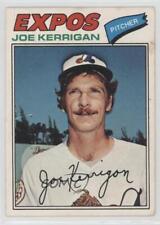 1977 O-Pee-Chee #171 Joe Kerrigan Montreal Expos RC Rookie Baseball Card