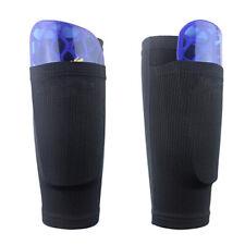 1 Pair Soccer Protective Socks Shin Guard With Pocket For Football Shin Pads iv