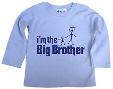 "Dirty Fingers Bambino Maglia a maniche lunghe t-shirt maglietta "" I'm the"