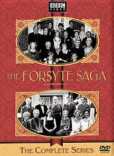 The Forsyte Saga - Complete Original Series (DVD, 2003, 7-Disc Set)