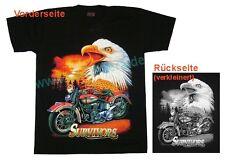 T-Shirt Biker Adler,Western Rocker Gr. S,L,M,Indianer,Chopper,Triker,Motorrad