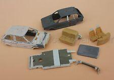 FN prototype voiture resine SEAT IBIZA 1/43 Heco modeles miniature 2 modeles
