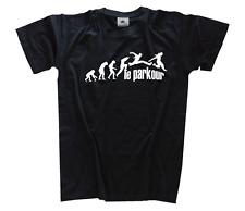 Le Parkour Evolution T-Shirt S-XXXL