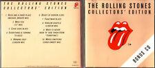"ROLLING STONES ""Collectors' Edition Bonus CD"" 10TrackCD"