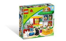 LEGO DUPLO 5656 NEGOZIO DEGLI ANIMALI  2-5 ANNI
