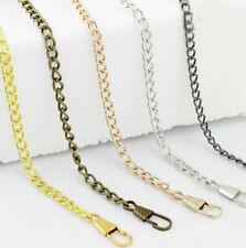 40 -120 CM Smooth Metal Chain for Handbag purse or Shoulder Strap Bag