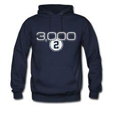 Derek Jeter Style 3000th Hit Hooded Sweatshirt 3000 - Yankees Mult. Styles