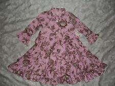 SO PRETTY Girls BOUTIQUE CHATTI PATTI Ruffle DRESS Size 3 / 3T NEW NWT