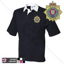 RLC - Army - Rugby Shirt Short Sleeve