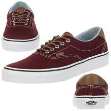 VANS Classic ERA 59 C L Sneaker Skater Unisex canvas rot