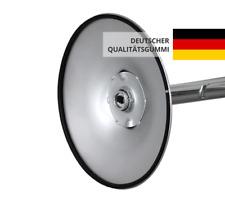 Barhocker-Bodenschutz (alle Größen!) | Gummi | BRUCHSICHER | Kratzschutz